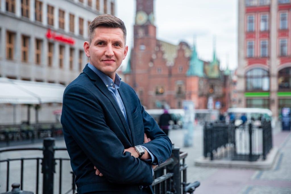 Paweł Siezieniewski, nowy dyrektor Gwardii