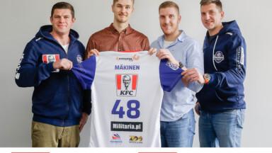 Peetu Makinen nowym zawodnikiem KFC Gwardii Wrocław!