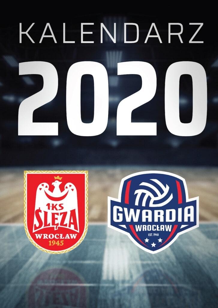 Wyjątkowy kalendarz KFC Gwardii Wrocław i Ślęzy Wrocław!