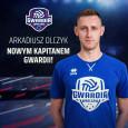 Arek Olczyk kapitanem